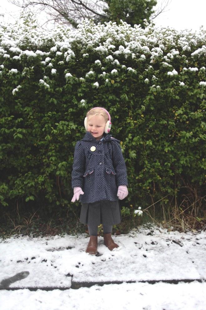 Snow day -1